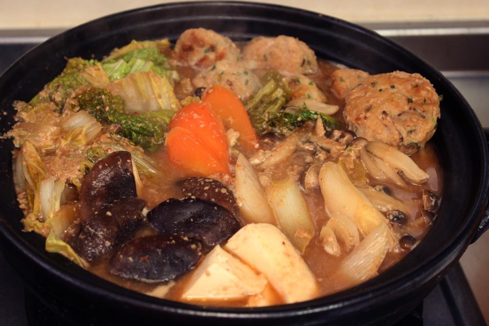 酒粕甘酒から作る濃厚味噌スープ