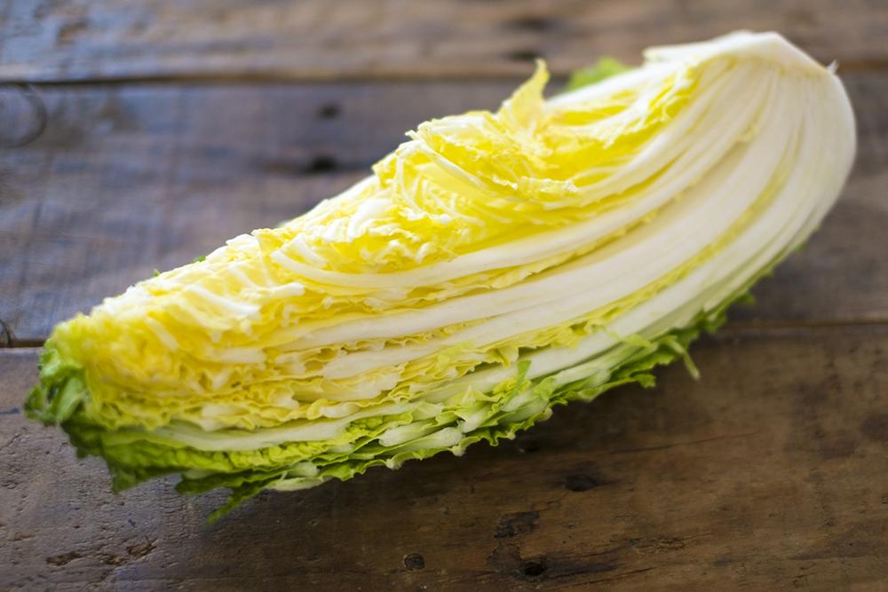 11月から2月ごろまで旬を迎える白菜、寒くなってくると食べたくなりますね