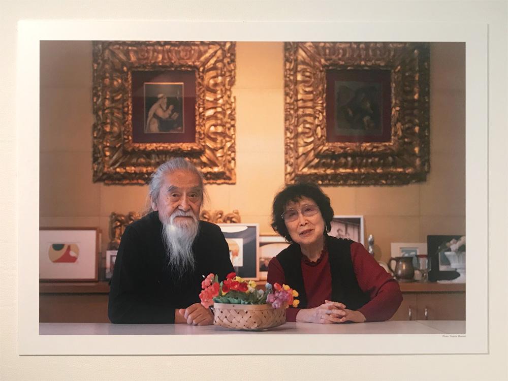 高橋秀+藤田桜 素敵なふたり展は、本当にあこがれの素敵なふたり