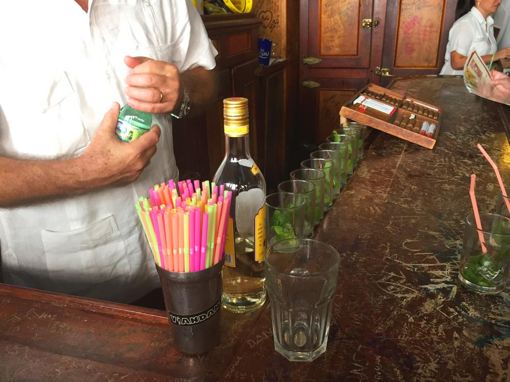 ラムベースの人気カクテル「モヒート」はキューバが発祥の地