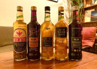 フルーツやスパイスの漬け込み酒の飲み方